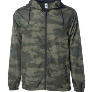 Легкие куртки и ветровки для мужчин оптом